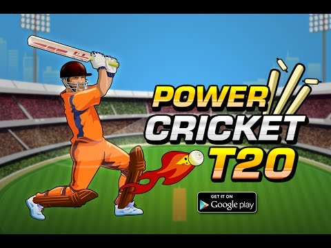 Video of Power Cricket T20
