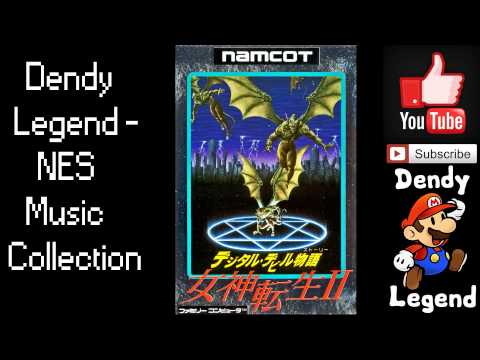 Digital Devil Story: Megami Tensei II NES Music Song OST Soundtrack - Stage Clear [HQ]