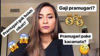 Video Gaji pramugari berapa? Q&A with pramugari (emirates) MP3, 3GP, MP4, WEBM, AVI, FLV Desember 2018