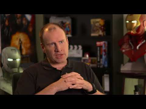 Kevin Feige II - Interview Kevin Feige II (Anglais)