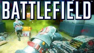 Battlefield 1: 93 Killstreak