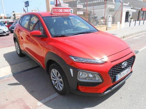titta på videon Hyundai KONA 1.0i TGDI ESSENCE