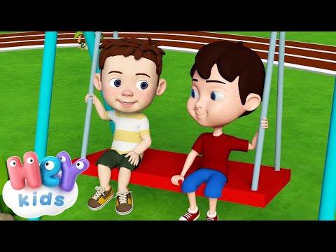 Песня Про Дружбу - Детские Песни - Сборник Детских Песен (видео)