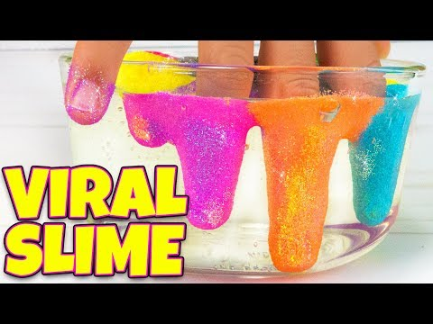 TESTING 15 VIRAL SLIME TREND RECIPES AND HACKS FROM INSTAGRAM!