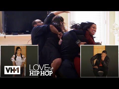 Joc & Karlie React to Karlie's Fight w/ KD   Love & Hip Hop: Atlanta