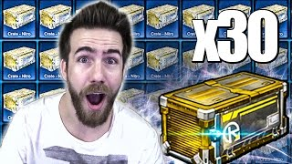 Video 30 ROCKET LEAGUE NITRO CRATES! - THIS MIGHT BE YOUR FAVORITE OPENING YET MP3, 3GP, MP4, WEBM, AVI, FLV Juli 2017