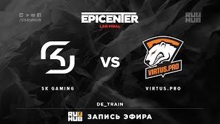 VP vs SK, game 1