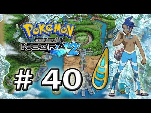 Pokémon Negro 2 por Muerte17 (Parte 40 - Ciudad Marga