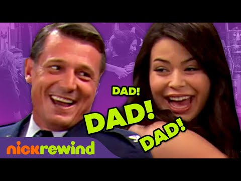 iCarly Finale | Carly's Dad Comes Home 👨✈️ NickRewind
