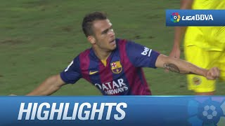 Highlights Villarreal CF (0-1) FC Barcelona - HD