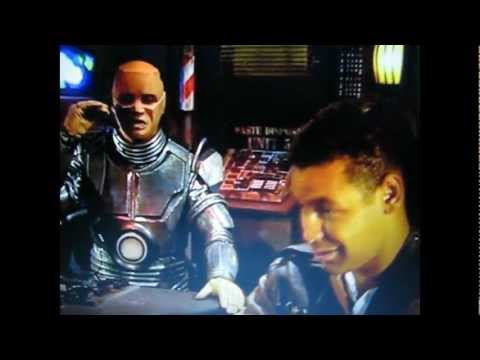 Red Dwarf - Kryten Speaks GELF