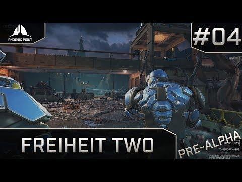 Phoenix Point - Pre Alpha Backer Build - Phoenix Point Gameplay - 04 (видео)