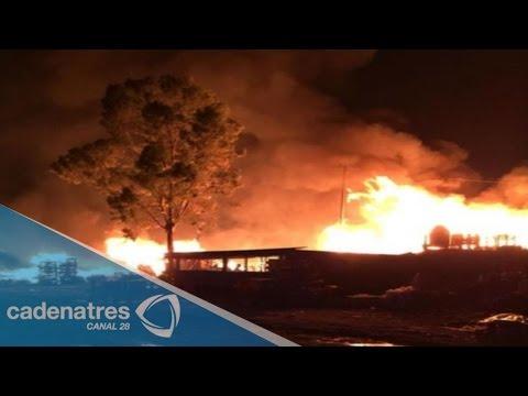 Tabasco y Puebla se consumen por el fuego