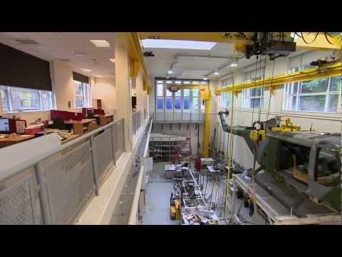 BristolLabor für fortgeschrittene Dynamic Engineering