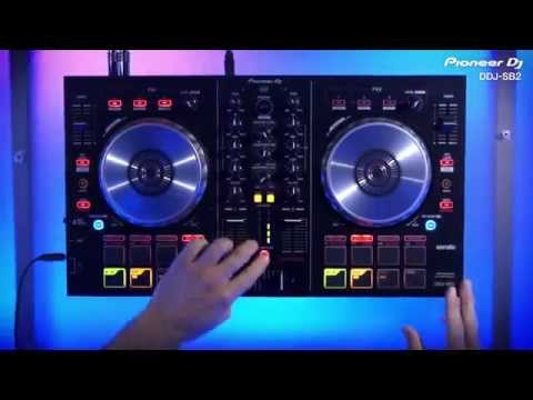 Pioneer DJ DDJ-SB2 Official Introduction