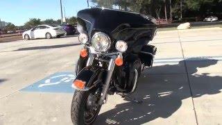 7. Black Harley Davidson Ultra Limited Specs