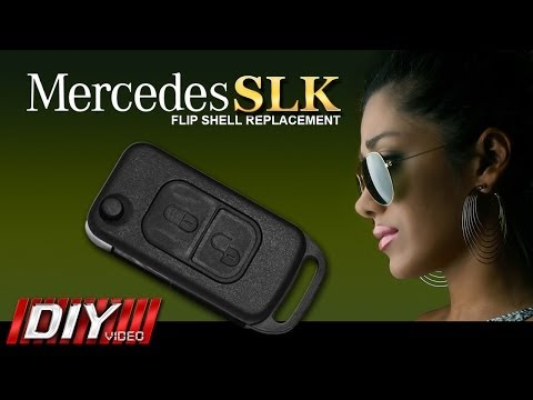 Mercedes SLK Flip Shell Replacement