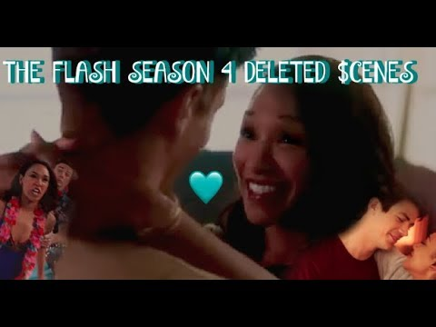 The Flash Season 4 - All Deleted Scenes (in Chronological Order)