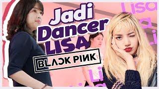 Video JADI DANCER LISA BLACKPINK !? MP3, 3GP, MP4, WEBM, AVI, FLV November 2018