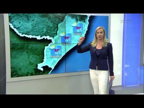 Previsão do tempo para segunda-feira, 03 de outubro em Santa Catarina