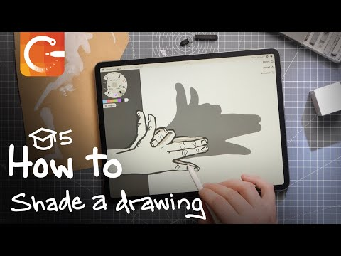 Part 5: Learn to Draw   Light & Shadow