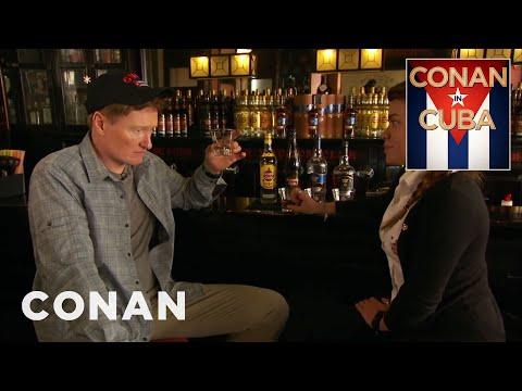 Conan explores the world of amazing Cuban Rum