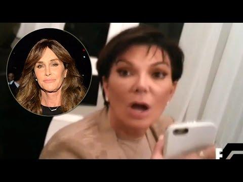 Kris Jenner FLIPS OUT At Caitlyn Jenner For Bashing Khloe Kardashian