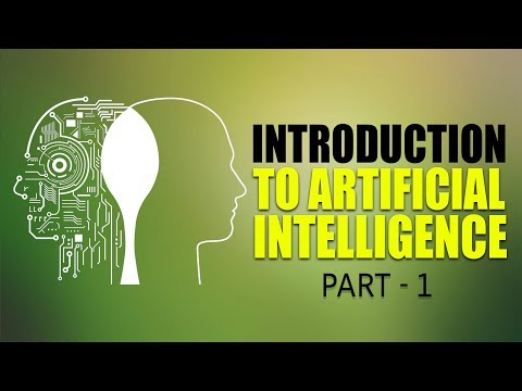 Introduction to Artificial Intelligence | Machine Learning | Eduonix