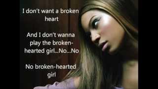Video [Lyrics] Beyoncé - Broken hearted girl MP3, 3GP, MP4, WEBM, AVI, FLV Juli 2018