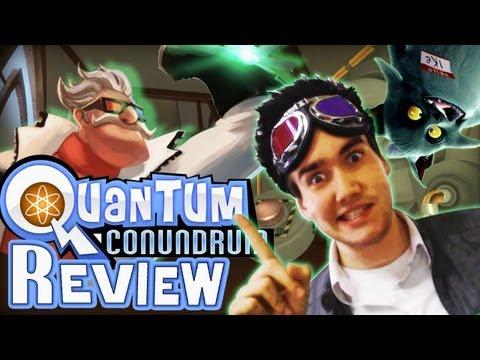 quantum conundrum pc review