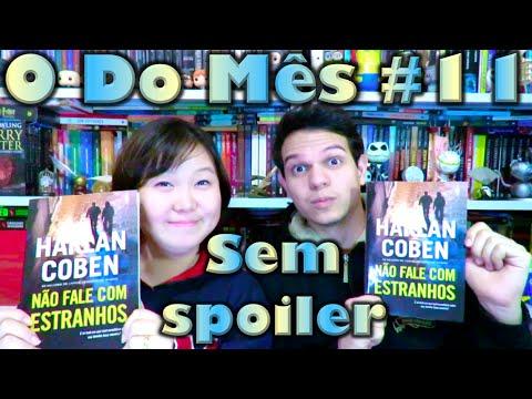 O Do Me?s #11 - Na?o Fale Com Estranhos (Sem Spoiler) | Cultura e Pro?xima Leitura