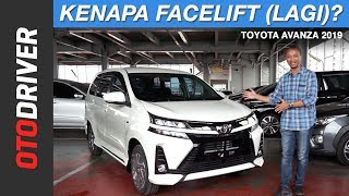 Download Video Toyota New Avanza 2019 | First Impression | OtoDriver MP3 3GP MP4
