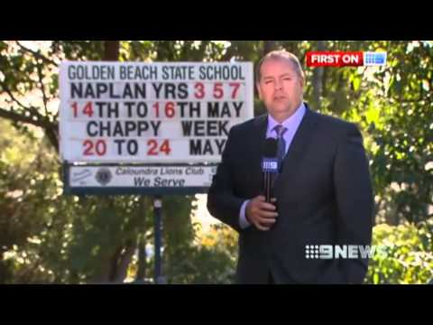 golden beaches - Qld: Golden Beach state school accused of banning students from NAPLAN to improve results.