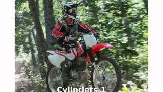 5. 2014 Honda CRF 230F - Specification
