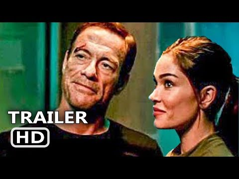 BLACK WATER Official Trailer # 2 (2018) Jean Claude Van Damme, Action Movie HD