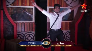 #Gangavva #Sujatha #Noel & #Avinash enter house in style ? ? #BiggBossTelugu4 today at 9 PM