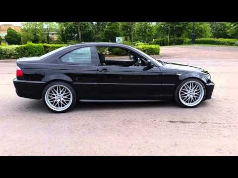 BMW 318CI Sport Coupe (E46)