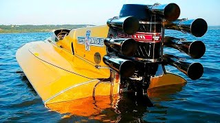 Video WHAT IS THE FASTEST BOAT ? | 10 FASTEST BOATS EVER MADE MP3, 3GP, MP4, WEBM, AVI, FLV Februari 2019