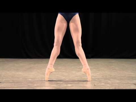 ABC of ballet: relevé