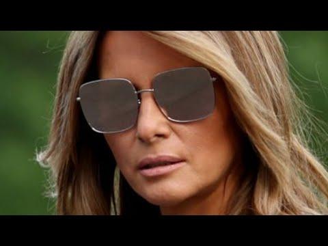 Times Melania Trump's Body Language Spoke Volumes