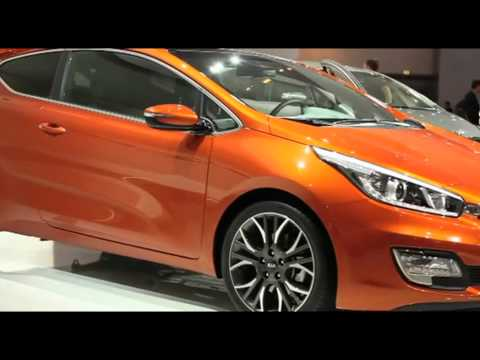 New Kia Pro_Ceed sneak preview – Paris Motor Show 2012