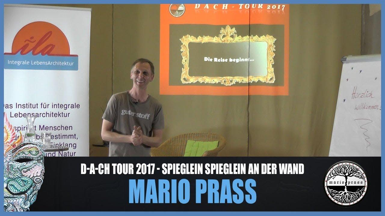 Mario Prass @ Wien – D-A-CH Tour 2017 – Spieglein Spieglein an der Wand…