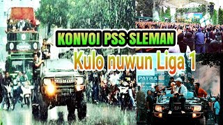Download Video GONZALES terimakasih ,EUFORIA JUARA LIGA 2,Konvoi PSS SLEMAN,KULONUWUN LIGA 1 MP3 3GP MP4