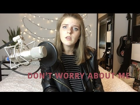 Frances - Don't Worry About Me (Cover By Lisa Castelli)