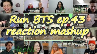 Video [BTS] Run BTS 달려라 방탄 ep.43|reaction mashup download in MP3, 3GP, MP4, WEBM, AVI, FLV January 2017