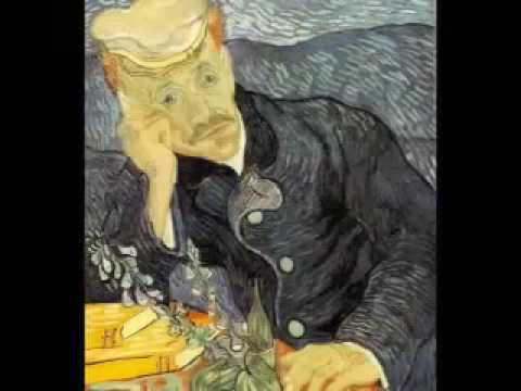vincent - A slideshow of Vincent Van Gogh's work set to the song