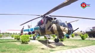 Naxçıvan Döyüş Şöhrəti Muzeyinə 3 yeni aviasiya texnikası daxil edilib