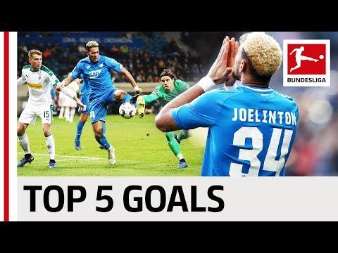 Joelinton - Top 5 Goals