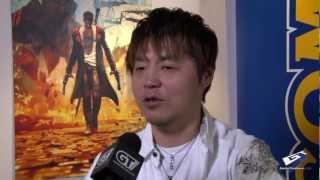 DmC: Devil May Cry - E3 2012: Interview