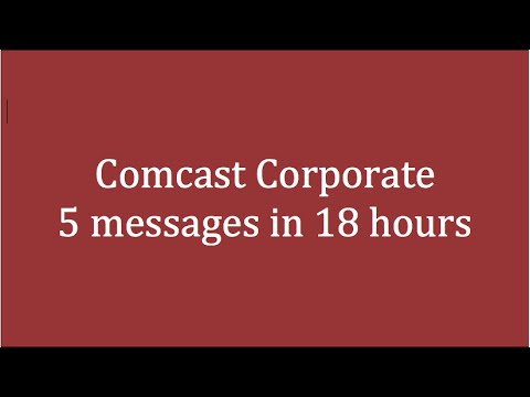 comcast pretends to care only after my story went viral